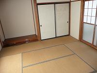 1階・和室8帖