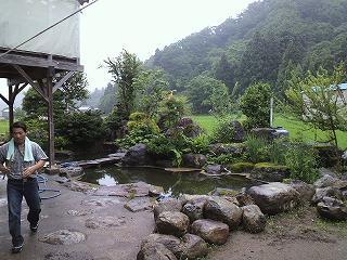 ヨネコーさんの坪庭
