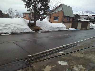 25日・雨