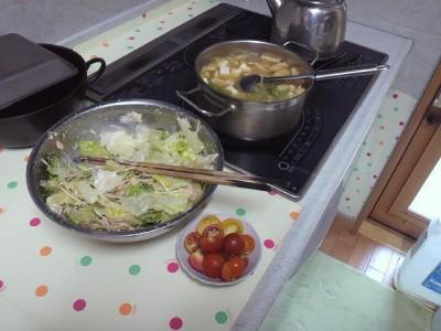 昨日の料理