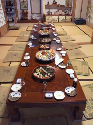 清鱗さんのお料理