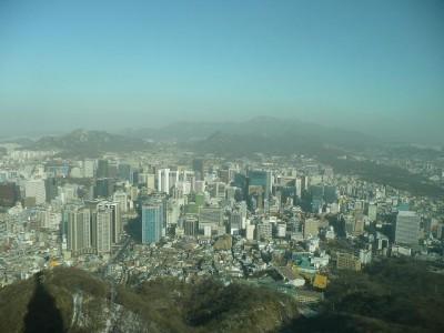 ソウルで~す