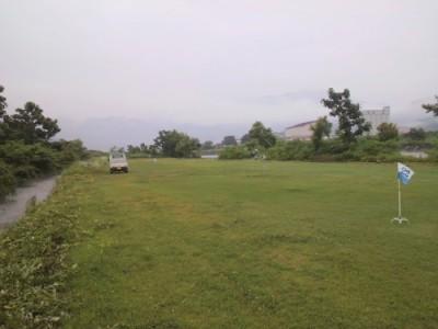公園草刈り