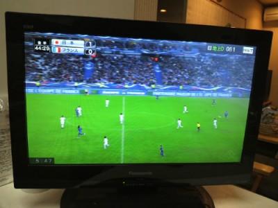 日本対サッカー