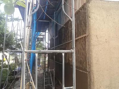 外壁の再生