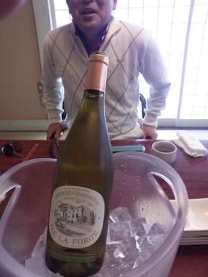 高い白ワイン