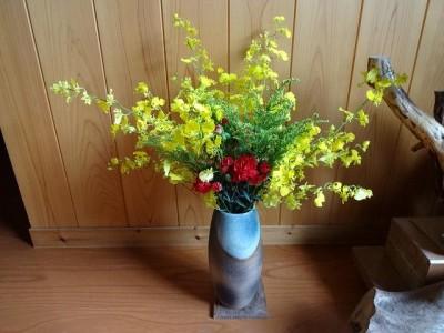 頂きものの花