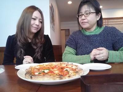 おすすめのピザ