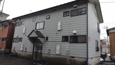 坂田屋荘外観