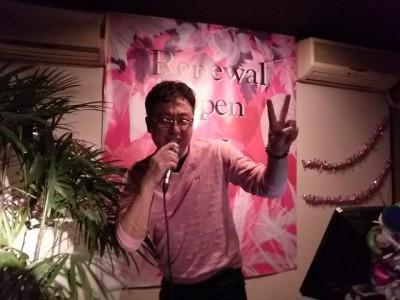 歌ってます
