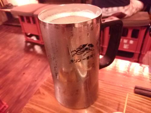 家内のビール