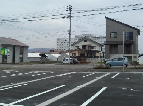 天王町駐車場 行方2